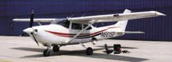 ISP Cessna 182 Airplane