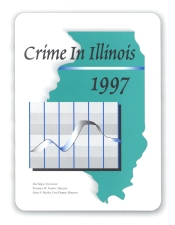 Crime in Illinois 1997 Cover