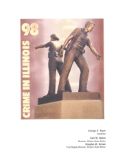 Crime in Illinois 1998 Cover