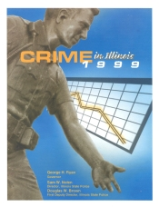 Crime in Illinois 1999 Cover