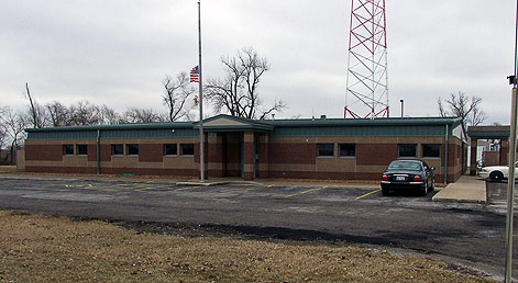 District 18 Headquarters