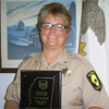 District 12 Trooper Marla Tolliver